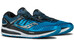 saucony Triumph ISO 2 Running Shoes Men Blue/Black/Silver